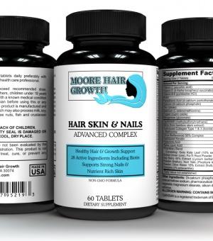 HAIR SKIN NAILS 60s_ANGLE A4